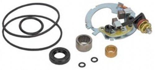 Starter Repair Rebuild Kit for Honda TRX250 Recon 229cc 1997-2001, TRX250EX Sportrax 229cc 2001-2008, TRX250TE Fourtrax Recon ES 229cc 2002-2007, TRX250TM Fourtrax Recon 229cc 2002-2007 Discount Starter and Alternator