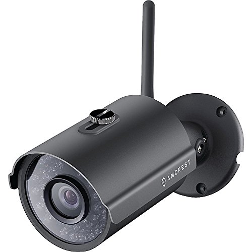 Amcrest Outdoor Wireless Security Bullet