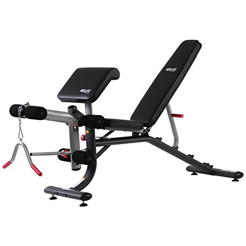 REELIFE Fitness FIT20B F.I.D.Olympic Weight Bench