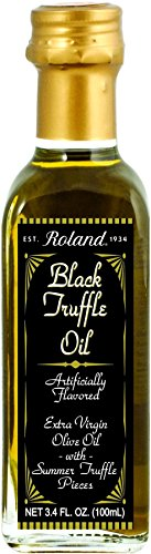 (Roland Truffle Oil, Black, 3.4 Ounce)