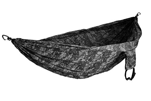 ENO Eagles Nest Outfitters - CamoNest XL Hammock, Portable Hammock for Two, Urban Camo