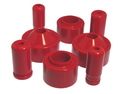 Spring Isolator Kit - Prothane 1-1708 Red 2