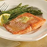 Omaha Steaks 6 (6 oz.) Wild Salmon Fillets