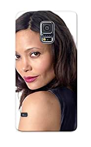 Appearance Snap-on Case Designed For Galaxy S5- Thandie Newton(best Gifts For Lovers)