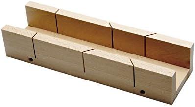Bohrcraft – 26 – 130030 – 0 Caja de ingletes madera longitud 300 ...