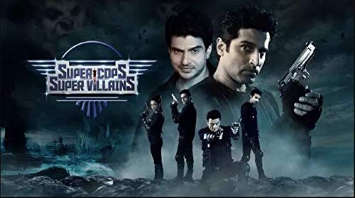 Amazon in: Buy Supercops Vs Supervillains Life Ok Tv serial