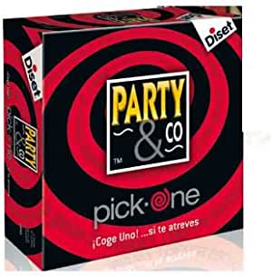 Diset 10043 - Party & Co Pick One: Amazon.es: Juguetes y juegos