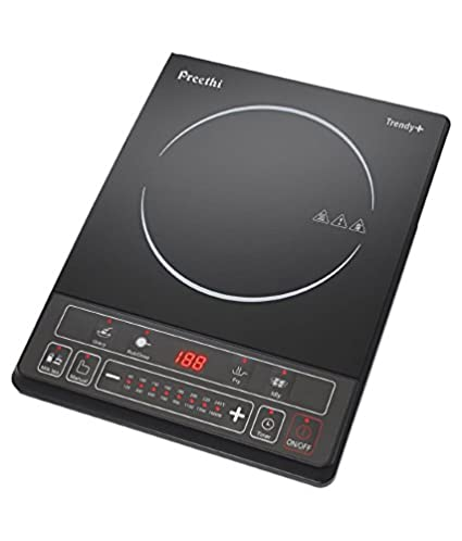Preethi Indicook Trendy Plus Induction Cooktop - 116 Induction Cooktops at amazon