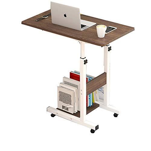 Verplaatsbaar Nachtkastje Thuis Eenvoudig Optillen Computerbureau Computerbureau Desktop Thuiskantoor Bureau Slaapkamer…