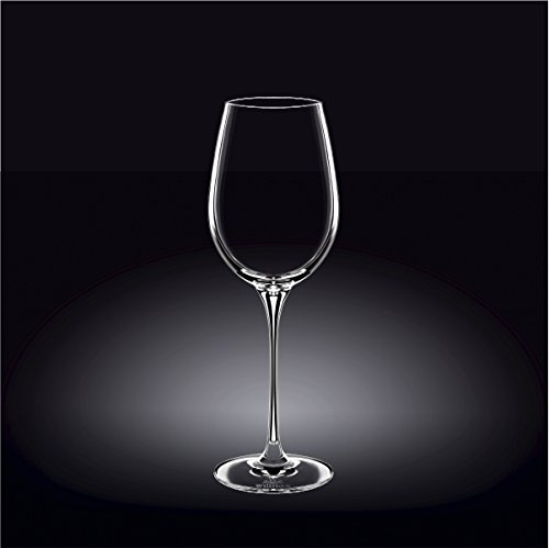 Wilmax 888037 510 ml Wine Glass Set of 244; Pack of 12