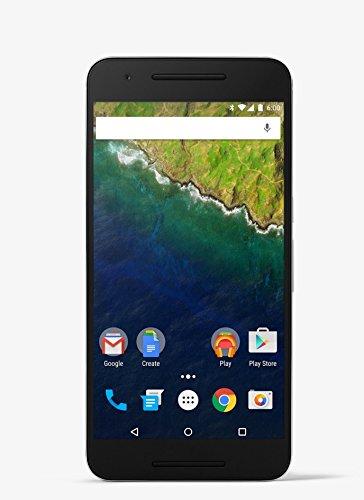Google Nexus 6P by Huawei 128gb - Aluminium