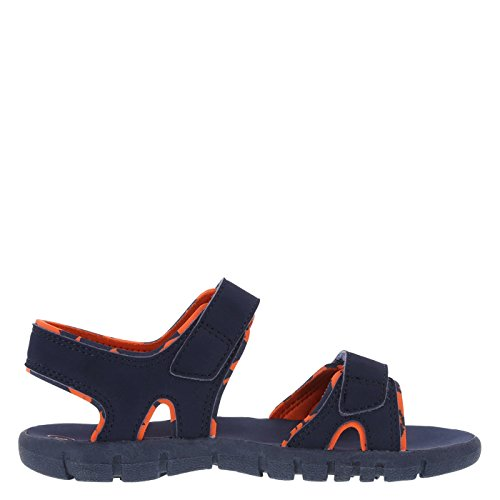 Picture of Zoe and Zac Boys' Navy Boys' Parker Sport Sandal 5 Regular