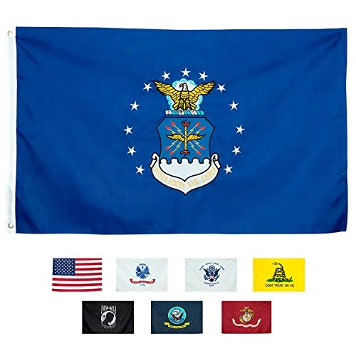 Front Line Flags Air Force Flag