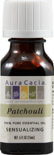 - Aura Cacia Ess Oil Patchouli