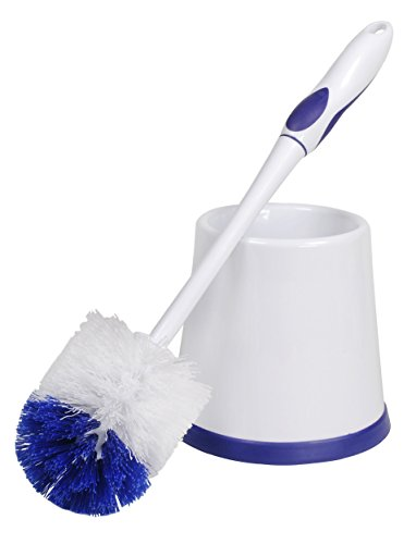 toilet bowl brush rubbermaid fg6b9900 toilet bowl cleaning brush and caddy 30279