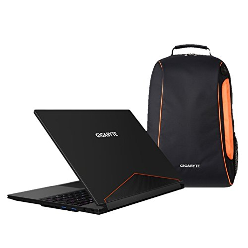 "Gigabyte Aero 15W v8-BK4 (i7-8750H, 16GB RAM, 512GB SATA SSD, NVIDIA GTX 1060 6GB, 15.6"" Full HD 144Hz, Windows 10) VR Ready Gaming Notebook"