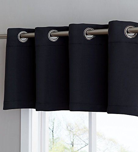 Warm Home Designs 1 Black Color Wide Size 54