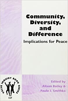 Descargar Con Torrents Community, Diversity, And Difference: Implications For Peace Archivos PDF