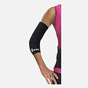 d1e007edfa Amazon.com: Breg Neoprene Padded Elbow Sleeve, L Part #10114: Health ...