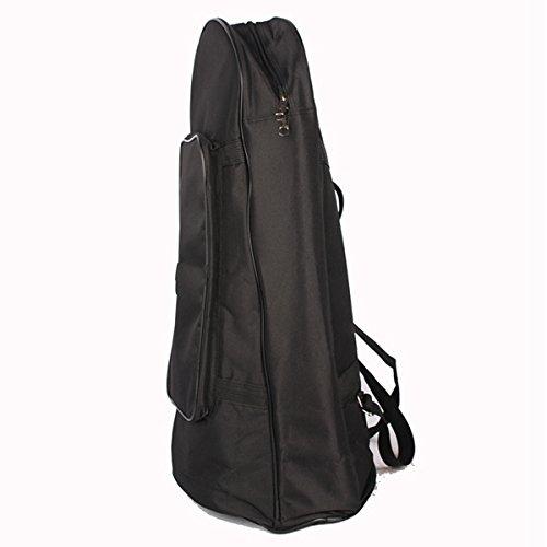 MAOFU Useful Tools Euphonium Gig Bag Euphonium Oxford Cloth Protection Bag w/Strap Black by MAOFU (Image #5)