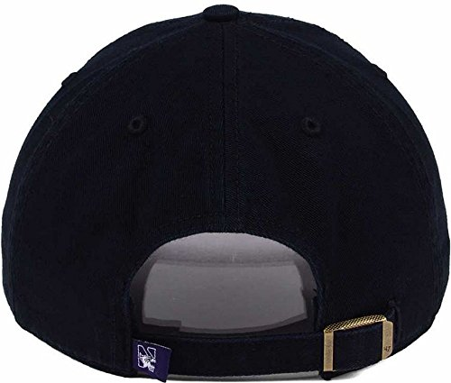 Northwestern Wildcats Hat Clean Up Buckle Back at Amazon Men s Clothing  store  eeed3d32ab8a