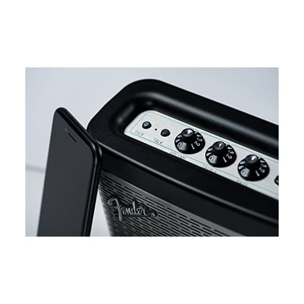 Fender Newport Bluetooth Speaker, Black