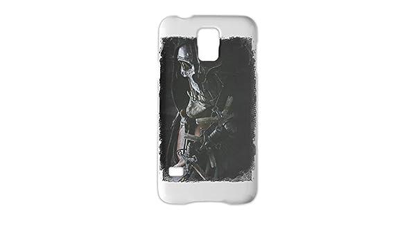 Dishonored 2 Dark Samsung Galaxy S5 caja de plástico: Amazon.es: Electrónica