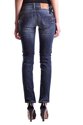 Jeans Cotone Mcbi100066o Blu Dondup Donna vwR77