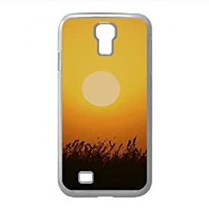 Armona Sunset Watercolor style Cover Samsung Galaxy S4 I9500 Case (Sun & Sky Watercolor style Cover Samsung Galaxy S4 I9500 Case)