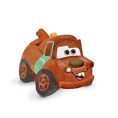Idea Village Pillow Pets, Pee Wees, Disney/Pixar Cars 2 Movie, Mater, 11 Inches: Toys & Games
