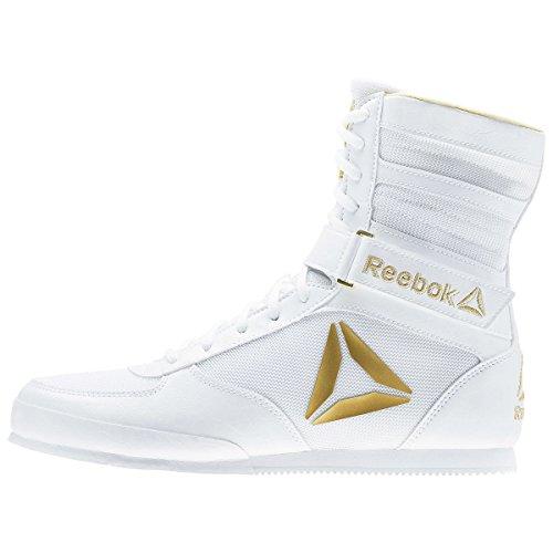 Reebok Boxning Boot-buck White-guld