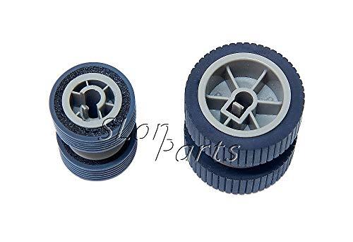 Printer Parts Original New PA03540-0001 PA03540-0002 for Fujitsu 6130 Fi-6130 Fi-6130Z Fi-6230 Fi-6140 Fi-6125 Fi-6225 Z Pick Up Roller by Yoton (Image #4)