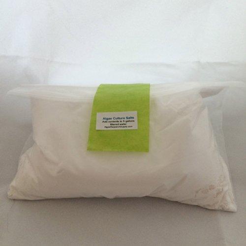 Algae Research and Supply: Algae Culture Salts: Spirulina Alkali Media, Makes 5 Gallons