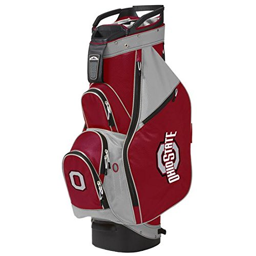 Sun Mountain Collegiate Licensed C-130 Cart Bags - Ohio State Buckeyes by Sun Mountain