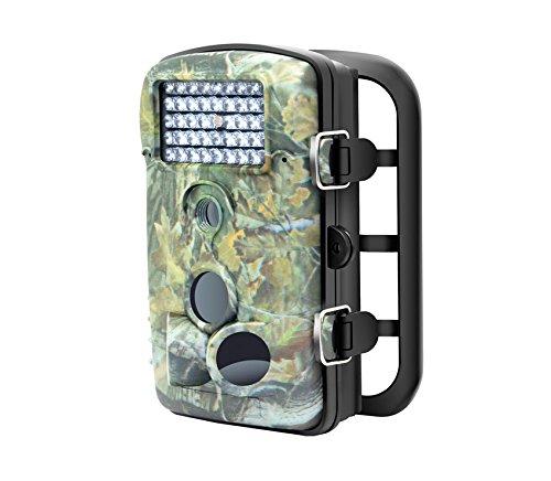 Measy 1080P HDトレイル野生動物カメラ赤外線ゲーム&ハンティングカメラナイトバージョン最大20M / 65FT B076S7HTMM