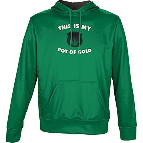top ProSphere Boys\' My Pot of Gold ST. Patrick\'s Day Geometric Hoodie Sweatshirt (Apparel) WtjnmVTq