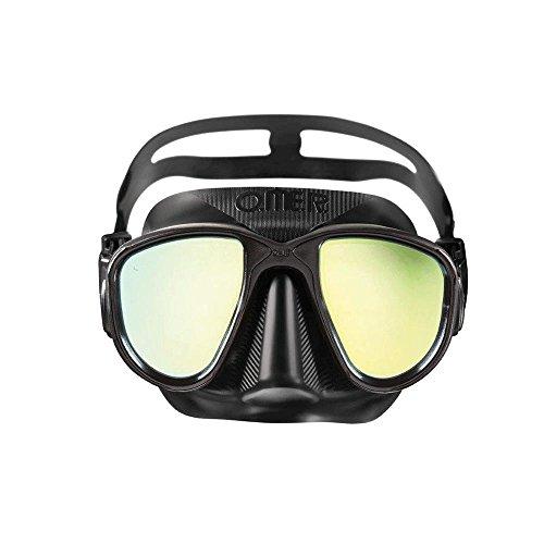 (Omer Alien Mirrored Mask - Black)