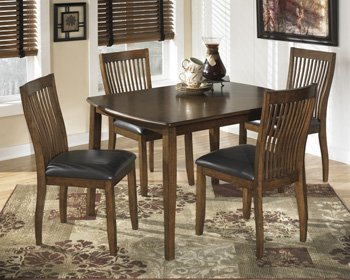 Ashley D293 225 Stuman Rectangle Dining Room Table Set