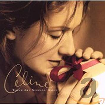 Dion Celine These Are Special Times Imported Amazon Com Music