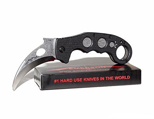 Emerson Knives - Folding Karambits - Super & Combat SF & BT (Super Karambit SF)