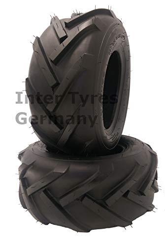 2 neumáticos para tractor cortacésped 13 x 5.00-6 S7123 NaRubb 13 ...