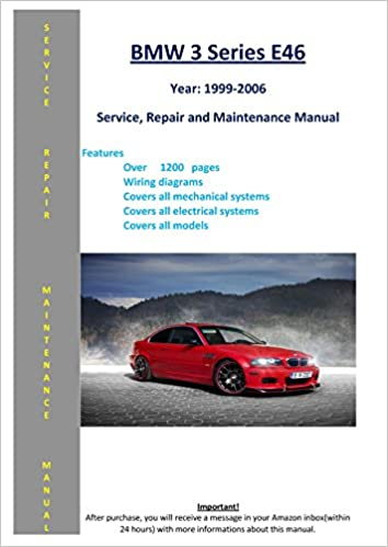 bmw 3 series e46 service manual