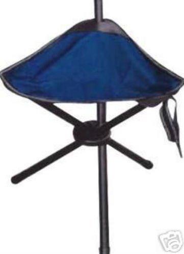 Portable Folding Walking Stick Cane Soft Seat Chair Camp