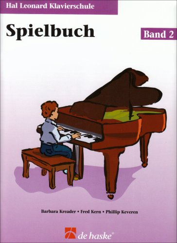 Hal Leonard Klavierschule, Spielbuch Bd.2