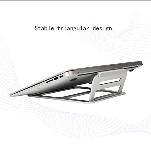 Ventilated Ergonomic Stand Fast Cooling Lightweight and Convenient Laptop Stand Aluminum Alloy Notebook Stand Laptop Cooling Stand