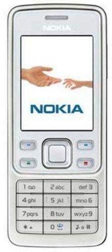 - Nokia 6300, Brushed Silver Phone (Unlocked) US VERSION
