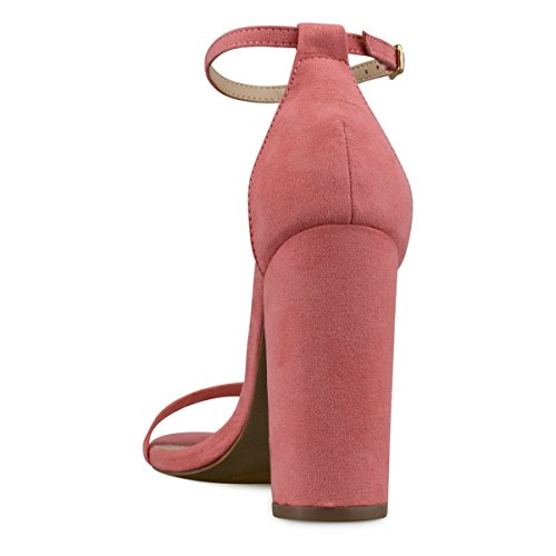 High Premier Standard Party Simple Heel Formal Strappy Blush Women's Pump Classic Wedding Premier Platform Kitten xIdOTI4