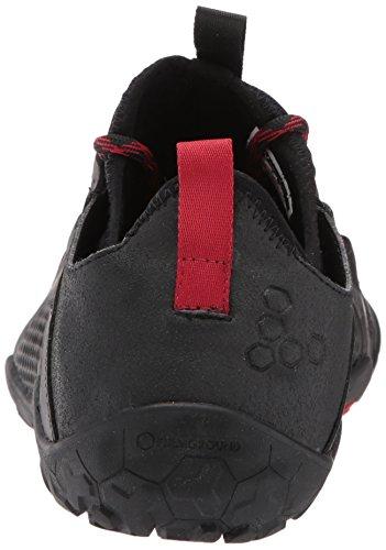 Noir Cuir Homme Black Primus Chaussures Vivobarefoot Trek Oa8T6