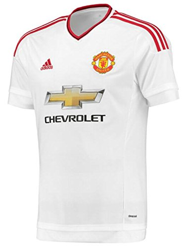 adidas Manchester United Kids Away Jersey 2015-2016-9-10 Years ()