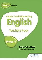 Hodder Cambridge Primary English: Teacher's Pack Stage 4